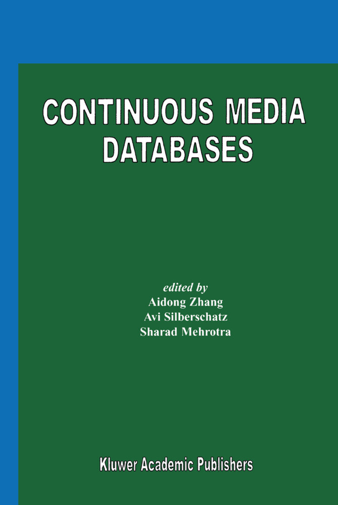 Continuous Media Databases als Buch