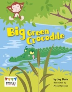 Big Green Crocodile als eBook Download von Jay ...