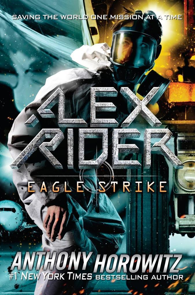 Eagle Strike als Buch