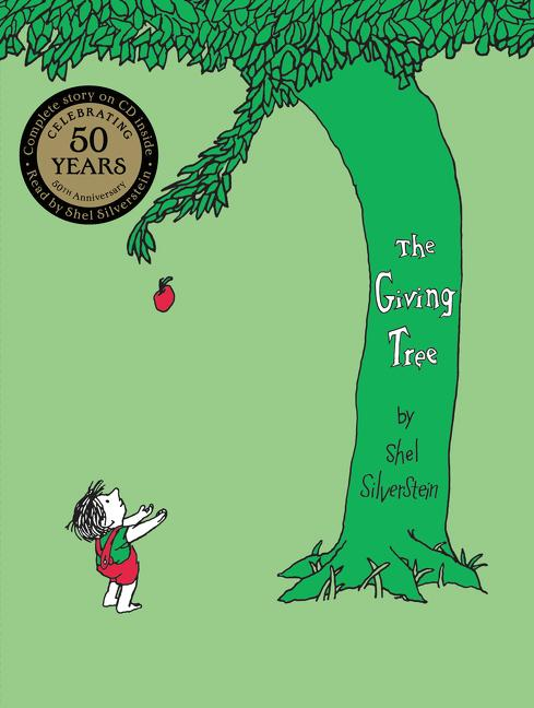 Giving Tree With CD 40th Anniversary als Buch