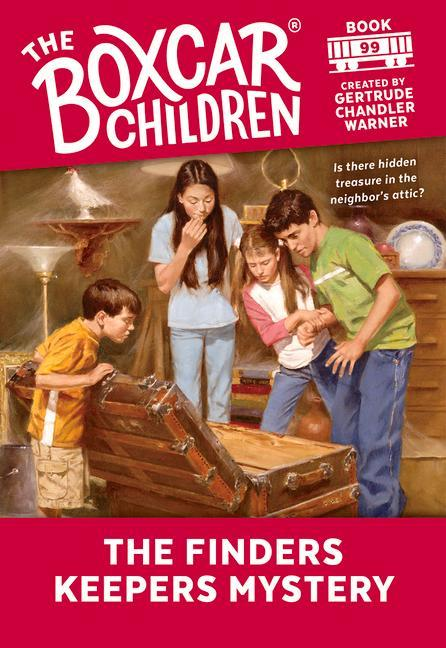 The Finders Keepers Mystery als Taschenbuch