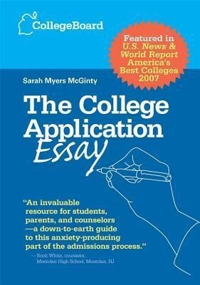 The College Application Essay als Taschenbuch