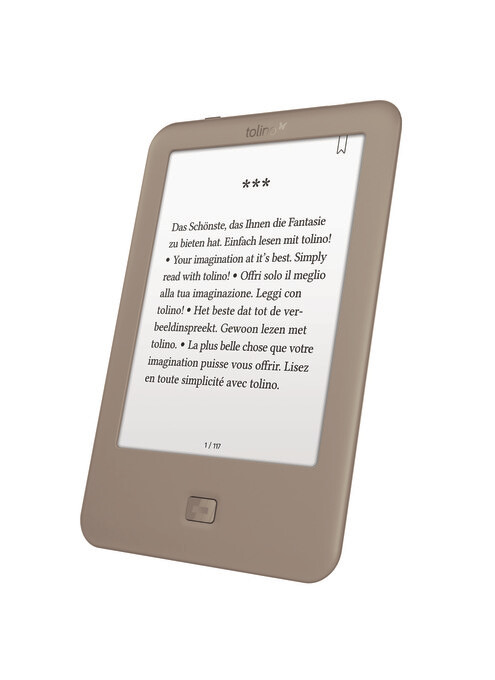tolino page - eBook Reader