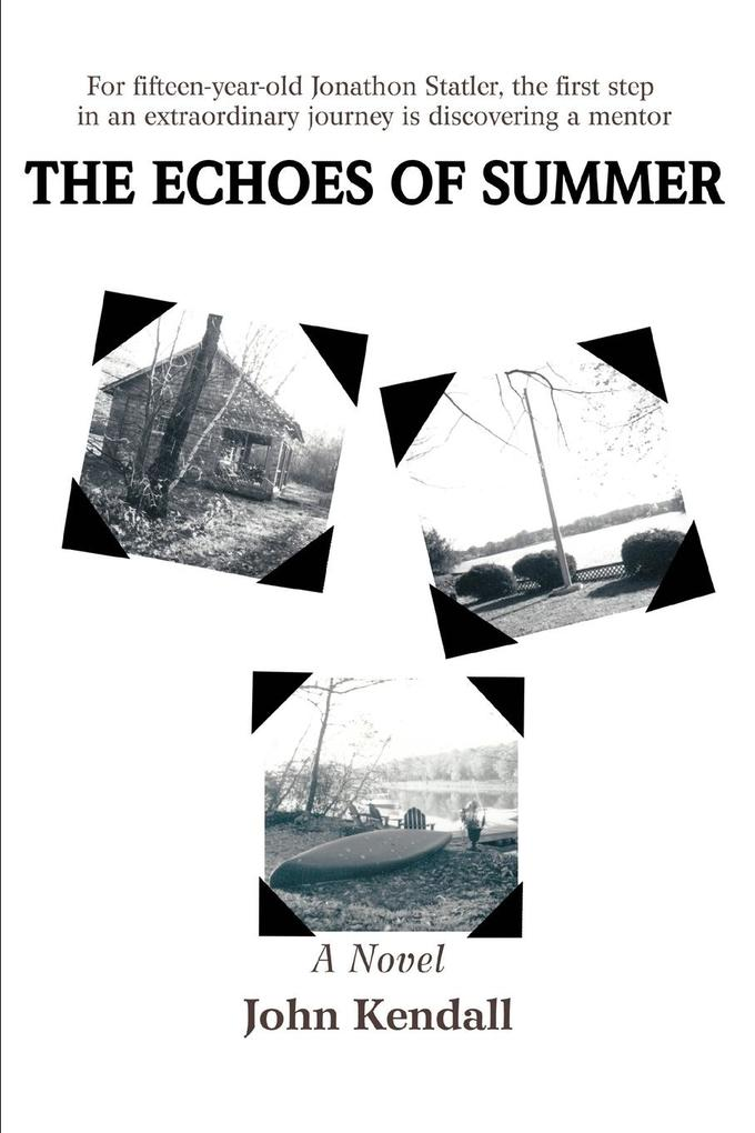 The Echoes of Summer als Taschenbuch
