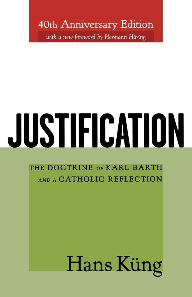 Justification als Taschenbuch