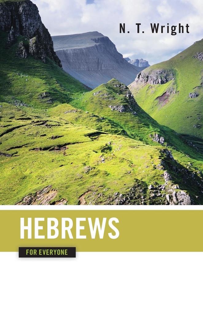 Hebrews for Everyone als Taschenbuch