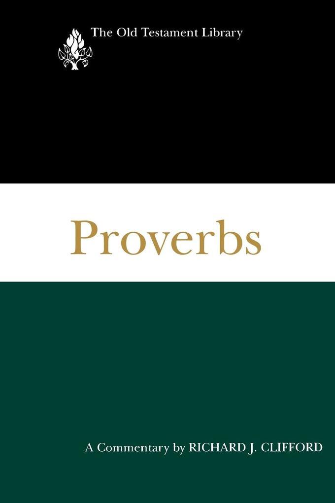 Proverbs als Taschenbuch