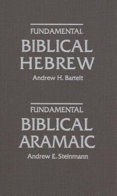 Fundamental Biblical Hebrew als Buch