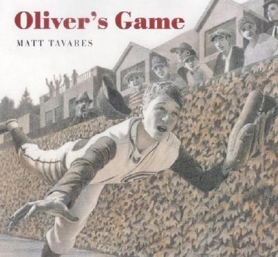 Oliver's Game als Buch