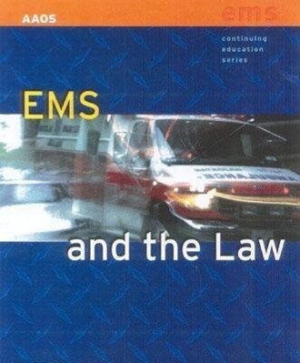 EMS And The Law als Taschenbuch