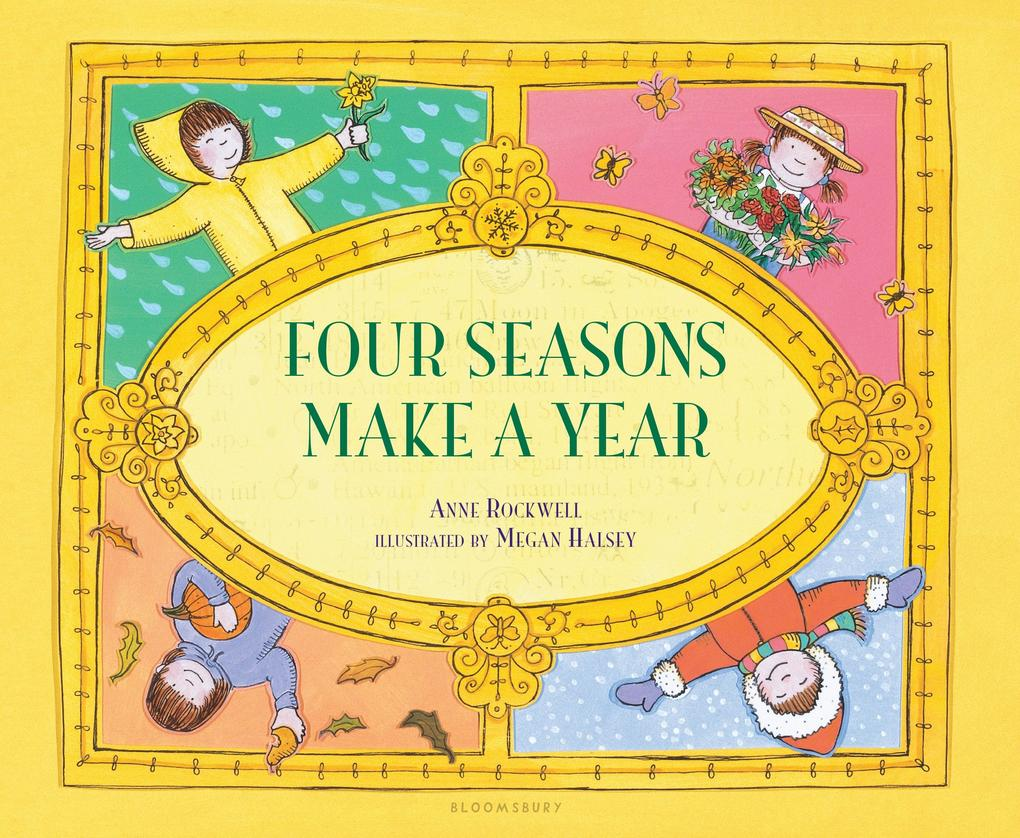 Four Seasons Make a Year als Buch