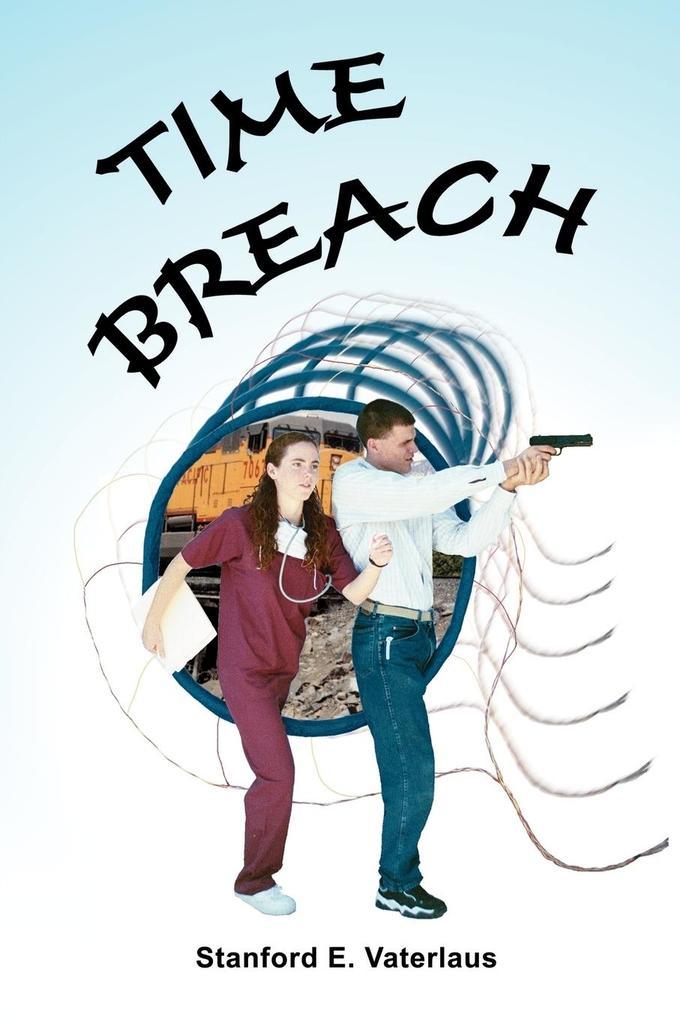 Time Breach als Taschenbuch