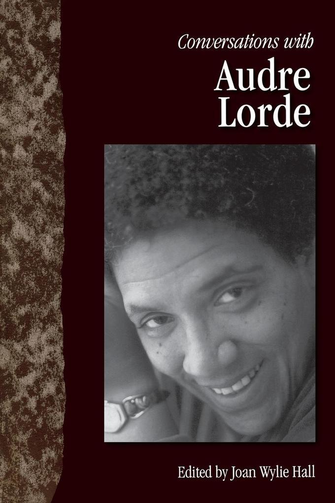 Conversations with Audre Lorde als Taschenbuch