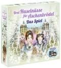 Drei Haselnüsse für Aschenbrödel Brettspiel + Film auf DVD