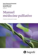 Manuel de médecine palliative