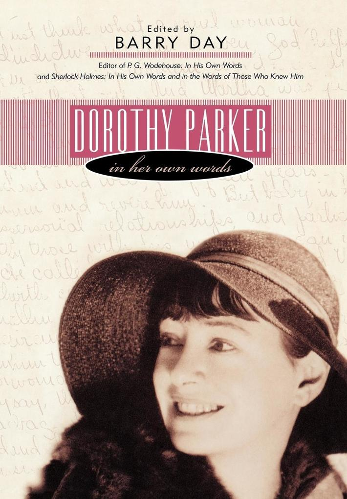 Dorothy Parker als Buch