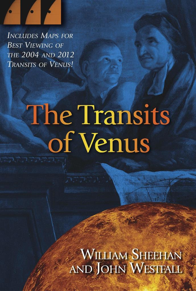 The Transits of Venus als Buch