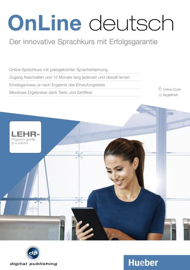 OnLine deutsch. Der innovative Sprachkurs mit E...