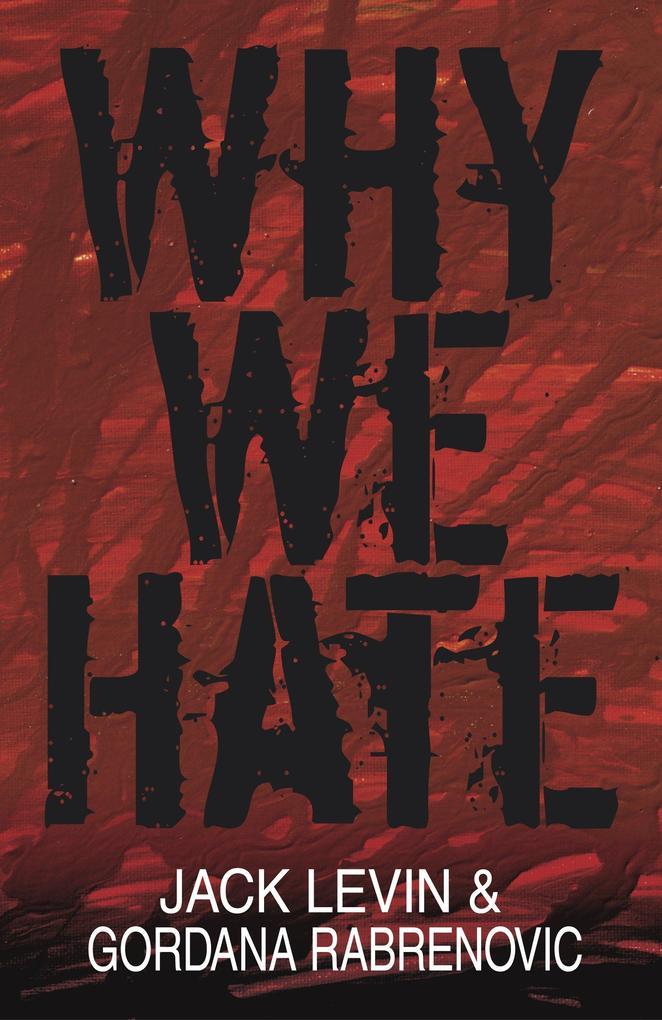 Why We Hate als Buch (gebunden)