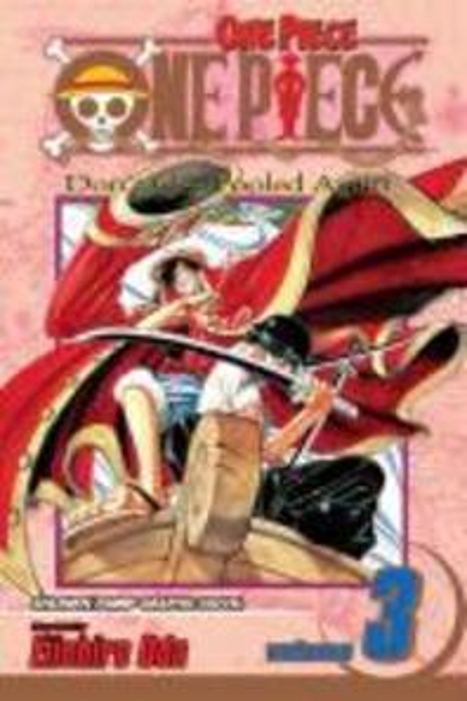 One Piece, Vol. 3 als Taschenbuch