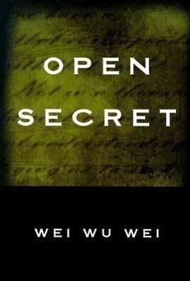 Open Secret als Taschenbuch