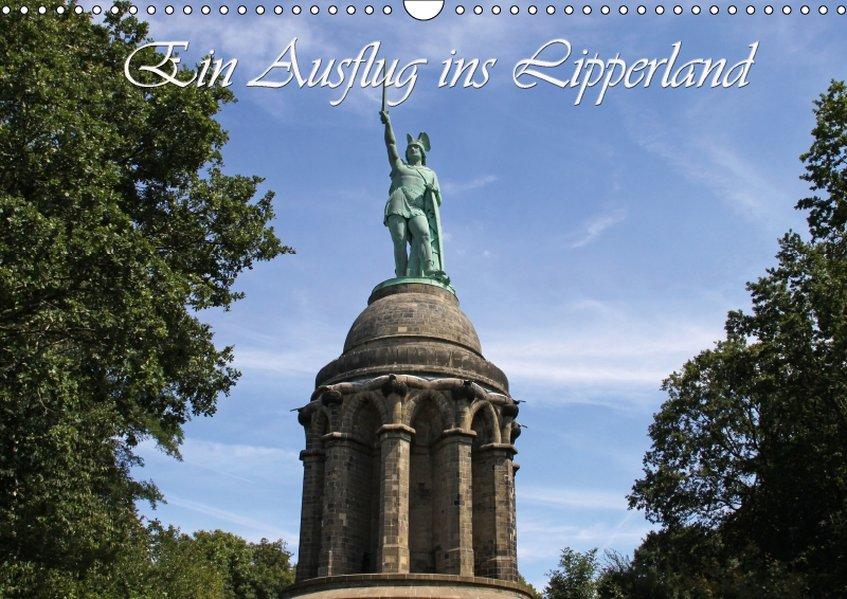Ein Ausflug ins Lipperland (Wandkalender 2017 D...