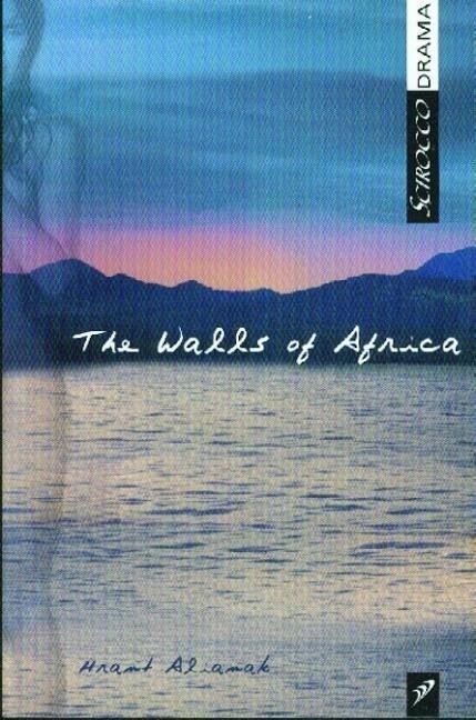 The Walls of Africa als Taschenbuch