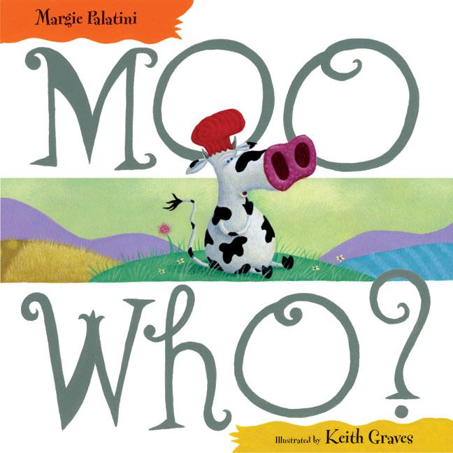 Moo Who? als Buch
