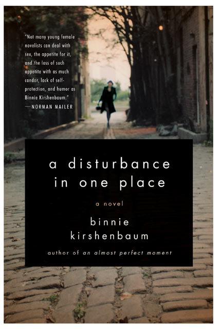 A Disturbance in One Place als Taschenbuch