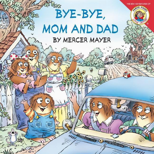 Bye-Bye, Mom and Dad [With Pull-Out Family Tree] als Taschenbuch