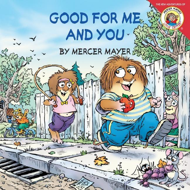 Little Critter: Good for Me and You als Taschenbuch