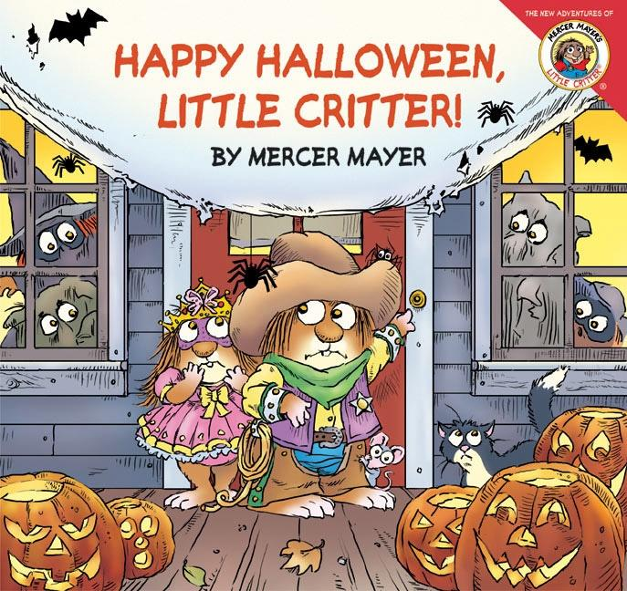 Little Critter: Happy Halloween, Little Critter! als Taschenbuch