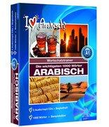 Audiotrainer 1000 Wörter Deutsch-Arabisch Niveau A1