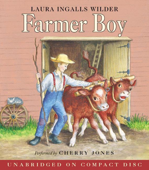 Farmer Boy CD als Hörbuch