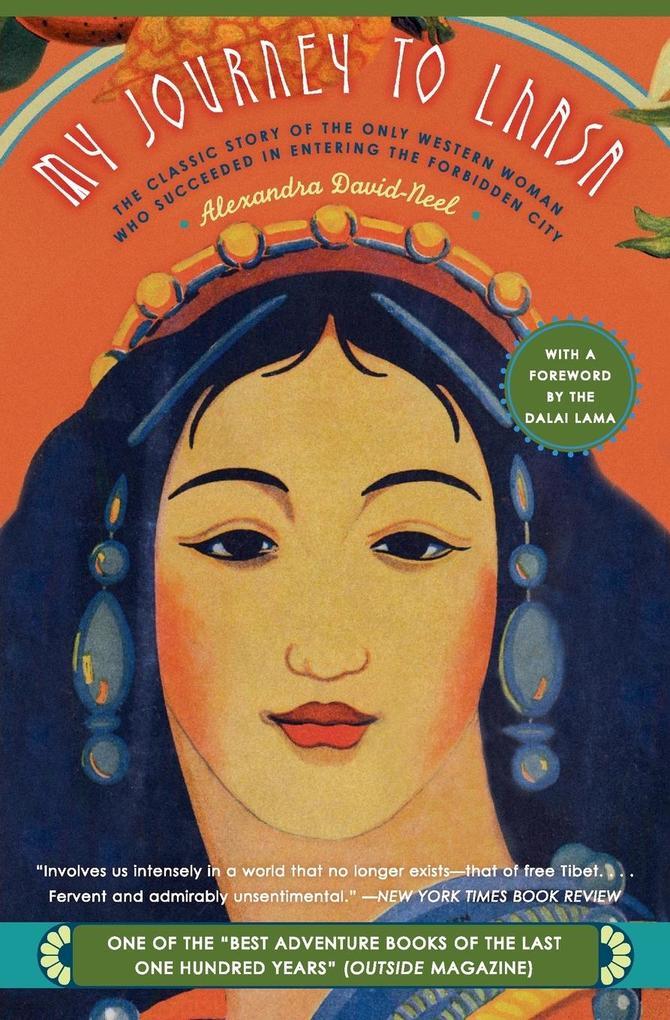 My Journey to Lhasa als Buch