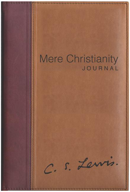 Mere Christianity Journal als Buch