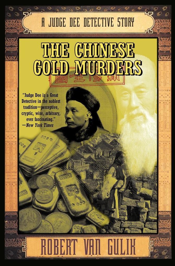 The Chinese Gold Murders als Taschenbuch