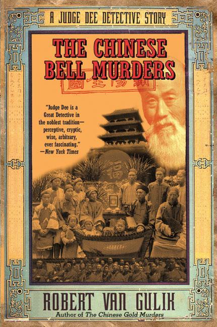 The Chinese Bell Murders als Taschenbuch