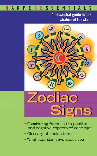 Zodiac Signs als Taschenbuch