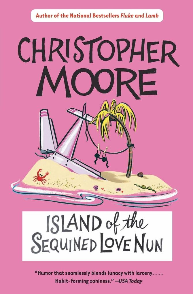 Island of the Sequined Love Nun als Buch
