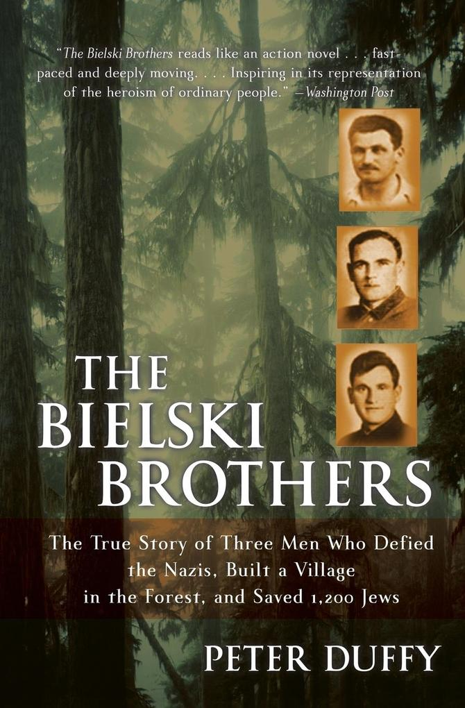 The Bielski Brothers als Buch