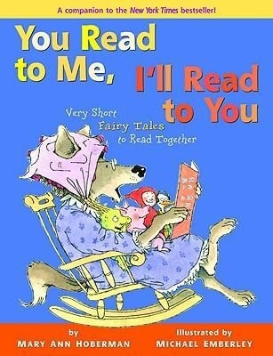 You Read to Me, I'll Read to You: Very Short Fairy Tales to Read Together als Buch