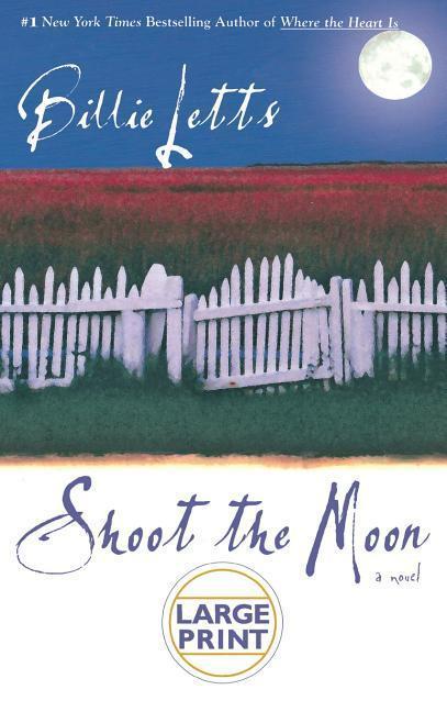 Shoot the Moon als Buch