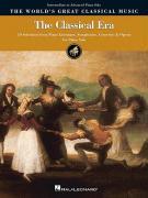 The Classical Era: Intermediate to Advanced Piano Solo als Taschenbuch