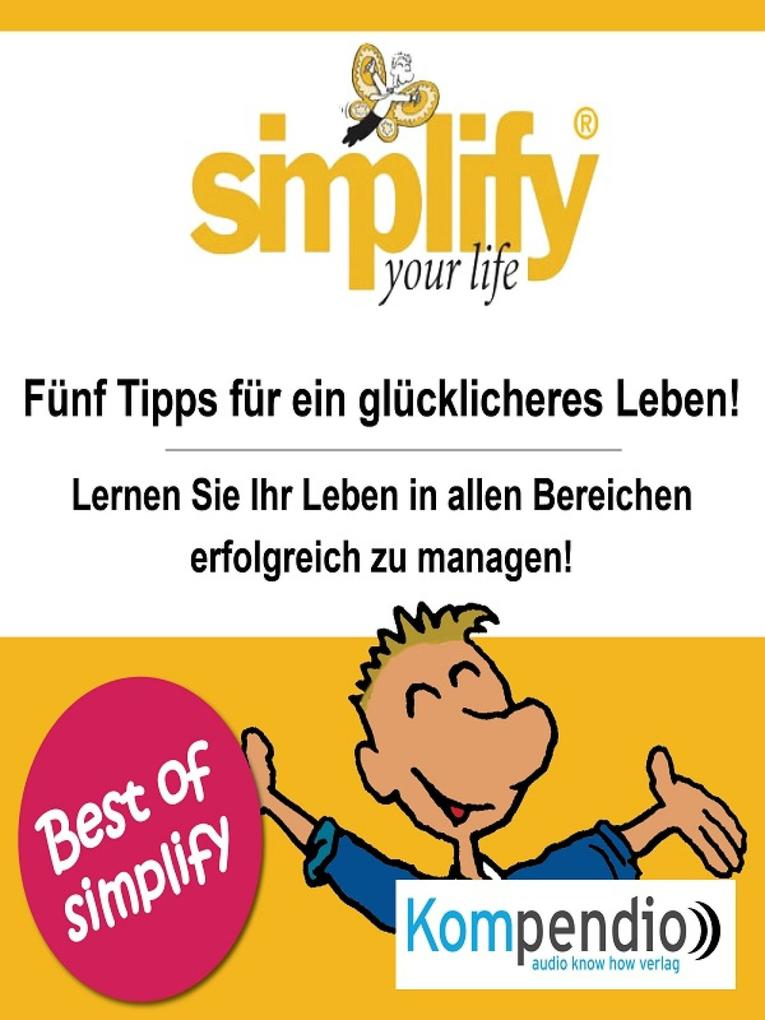 simplify your life als eBook epub