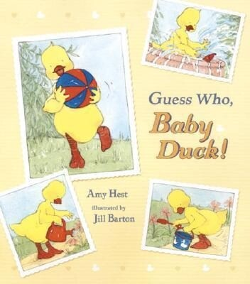 Guess Who, Baby Duck! als Buch