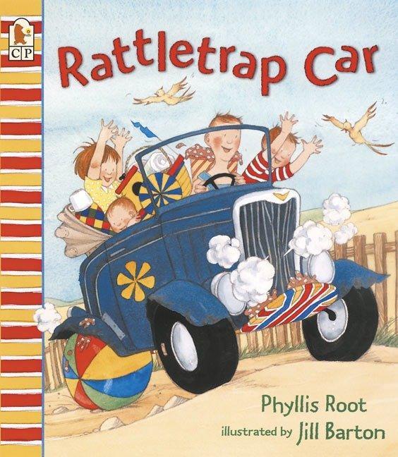 Rattletrap Car als Taschenbuch