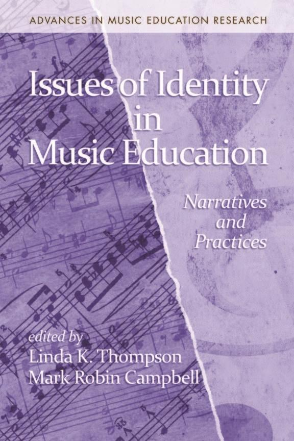 Issues of Identity in Music Education als eBook...