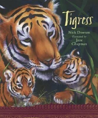 Tigress als Buch