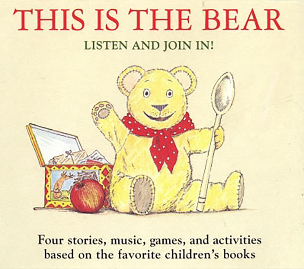 This Is the Bear CD als Hörbuch
